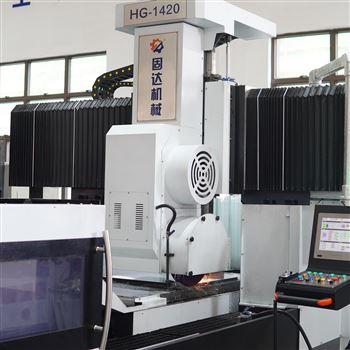 自动化数控磨床固达机械直销模具钢材加工