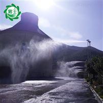 山西霧樁除塵系統
