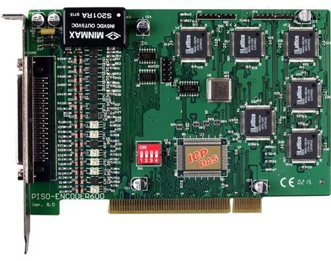 PISO-ENCODER600运动控制卡