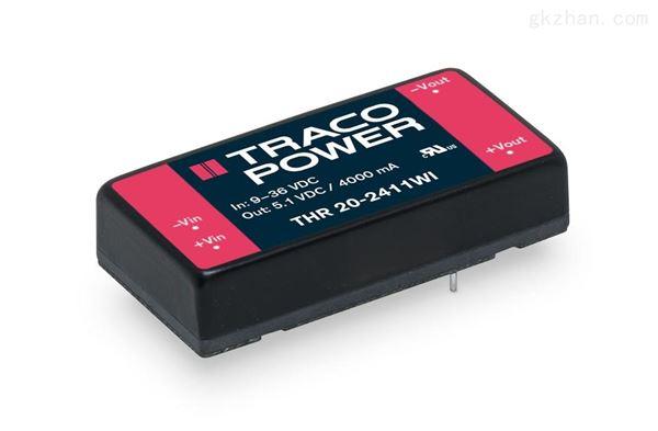 TRACO直流电源THR40-7212WI THR40-7213WI