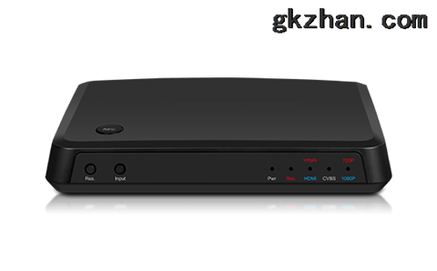HDMI/Ypbpr/CVBS高清视频游戏录制盒