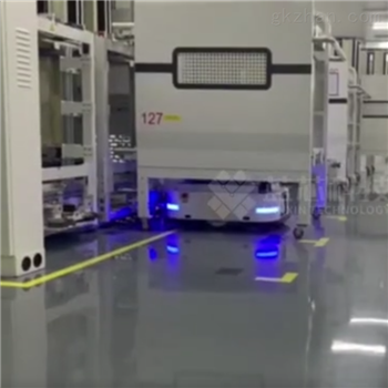 5G移动搬运机器人