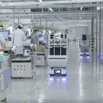 3C手机生产线搬运机器人