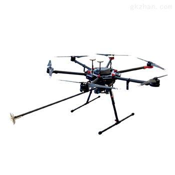 无人机喷火装置高压输电线清障飘挂物清除