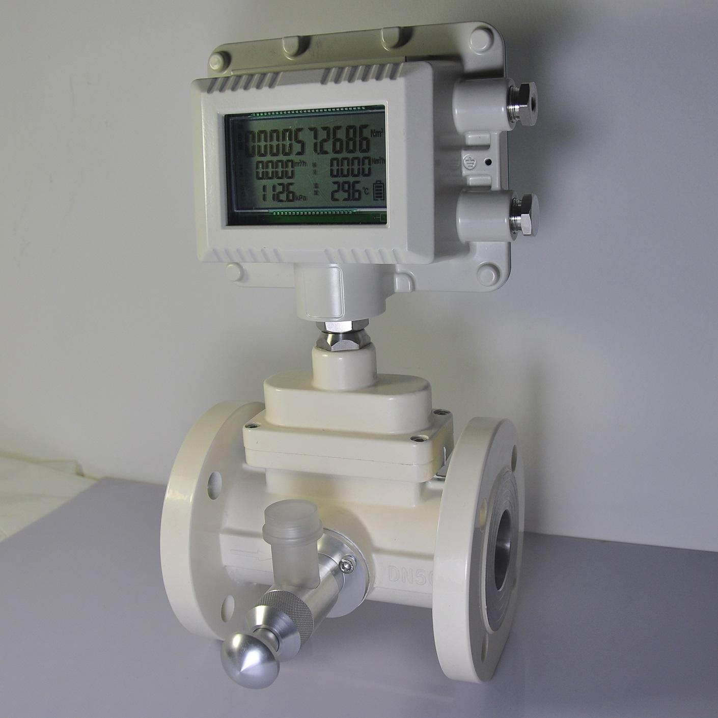 LWQ系列智能一体气体涡轮流量计安装注意事项