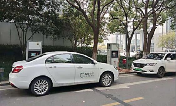 自动驾驶出租车竞争激烈,国内百度占得先机!