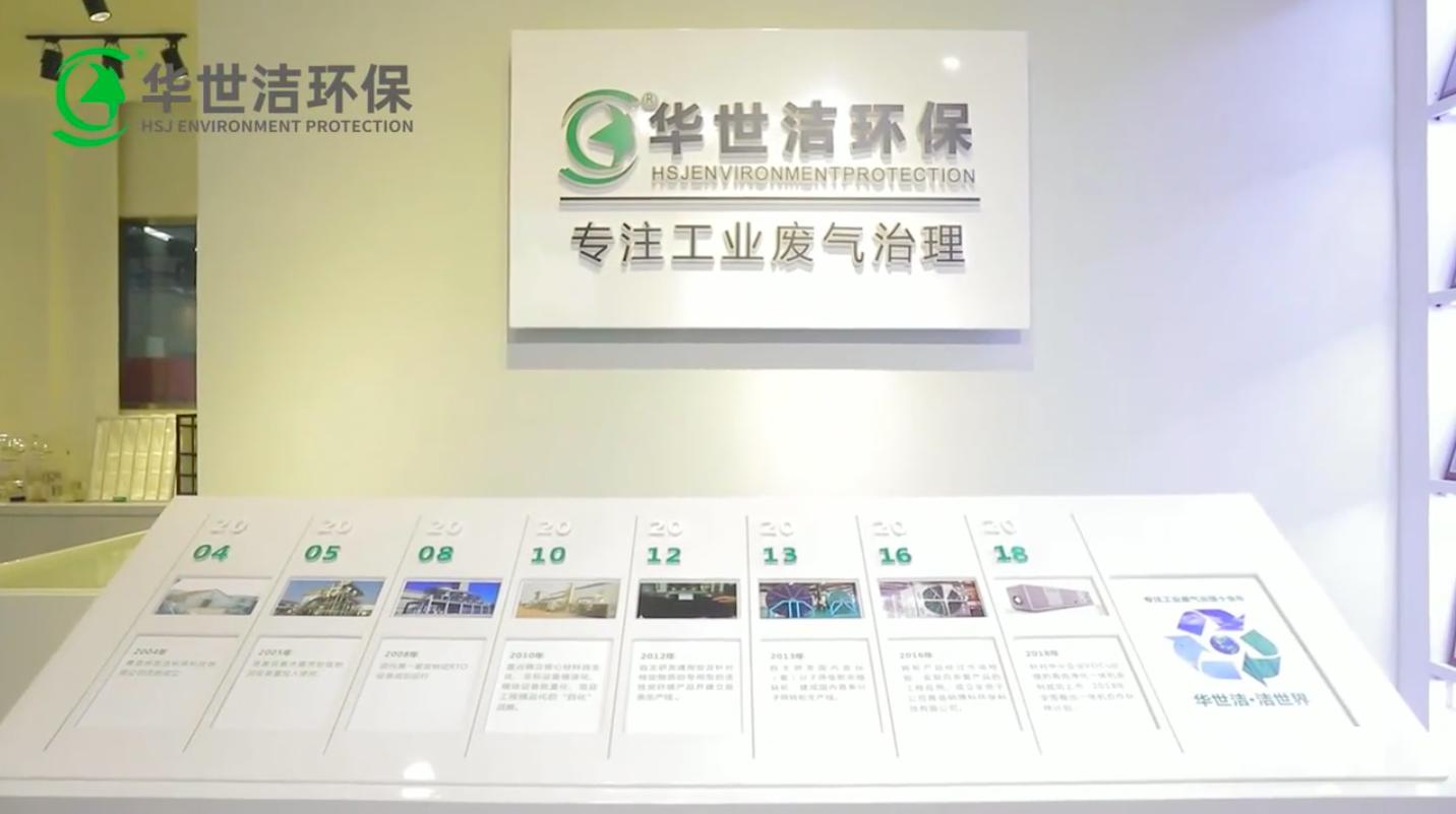 工业废气系统化解决方案供应商