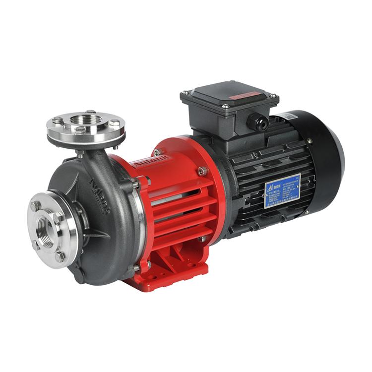 磁力高温水泵与普通水泵的对比优势
