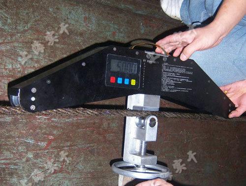 钢索张力测试仪
