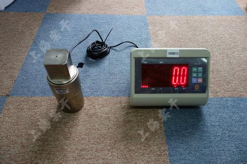 柱型数字压力仪
