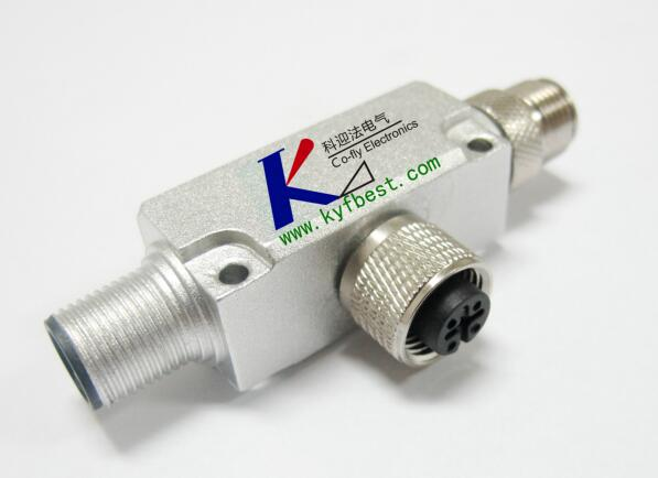 M12 Y-Distributor Connector