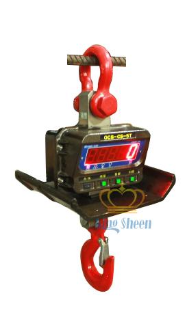 10T直顯隔熱電子吊秤