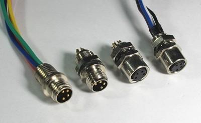 M8插座|M8法兰插座三针三孔,M8航空插座,M8防水插座,M8带线插座,M8针型插座,M8孔型插座 科迎法公司坚持创新、创新、再创新的思路,坚持