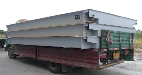 模拟式汽车地磅杭州