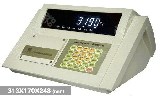 XK3190-DS1数字式称重显示器