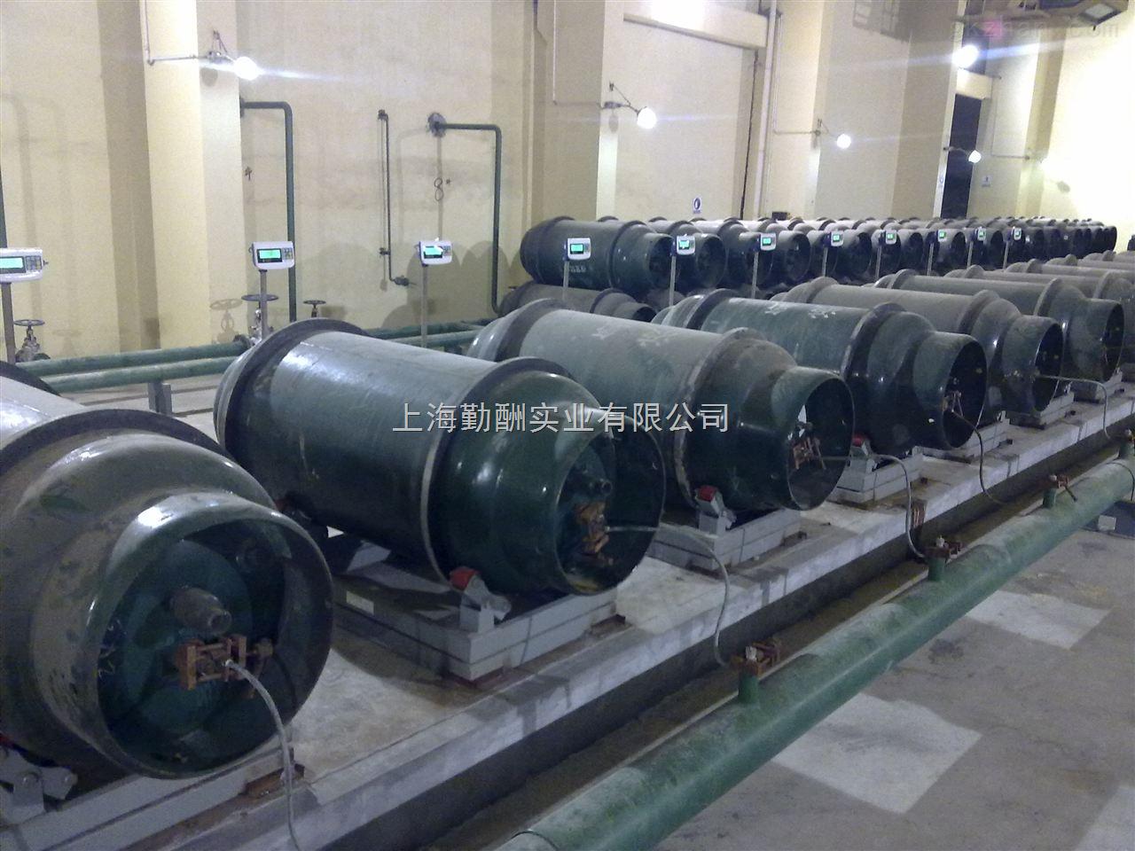 SCS-P711-NN壹吨自来水厂使用钢瓶电子秤