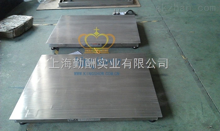 10吨不锈钢地磅秤,联保地磅秤,北京电子地磅