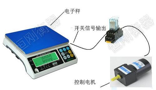控制电磁阀称重小型台秤