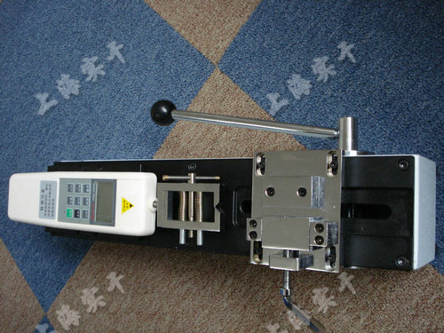 SGWS端子插拔力测试机
