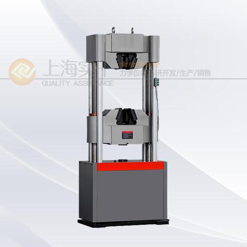 微机屏显式液压万能拉力机