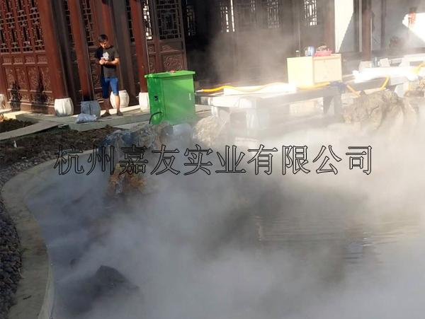 景观人造雾设备案例图
