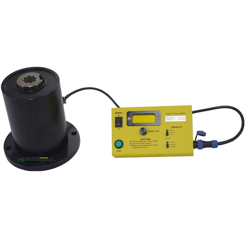 电动冲击扭力扳手测试仪
